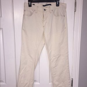Perry Ellis White Slim Jeans